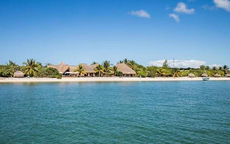 Azura Benguerra Island Resort, Mozambique