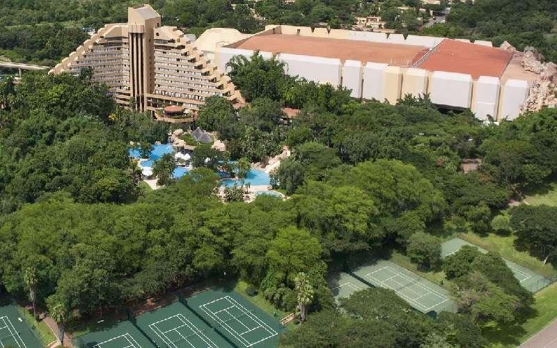 Sun City Hotel at the Sun City Resort, Pilanesberg