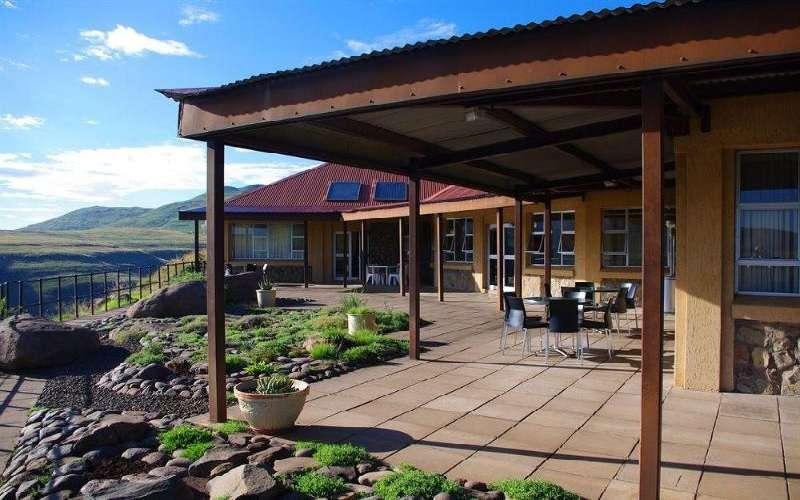 Orion Katse Lodge in Lesotho