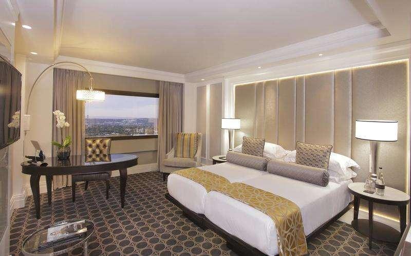 Sandton Sun Hotel Johannesburg, South Africa