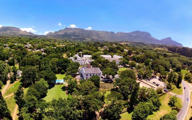 The Alphen Boutique Hotel