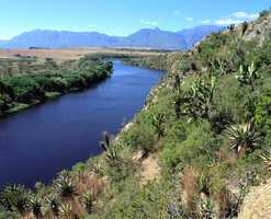 Breede Valley & Worcester area