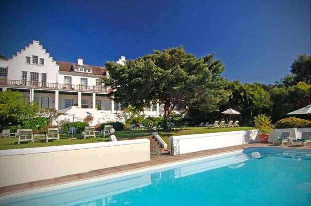 Cellars Hohenort Hotel & Spa, Constantia / Cape Town