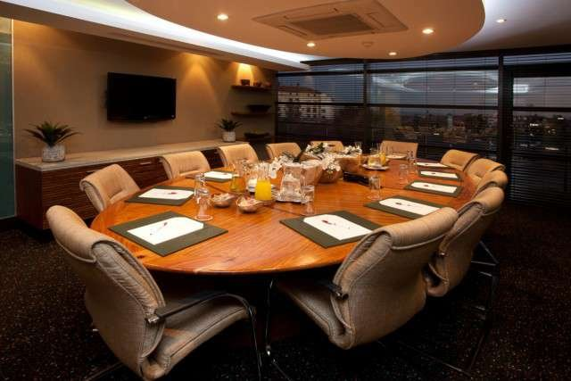 Boardroom at City Lodge Fourways