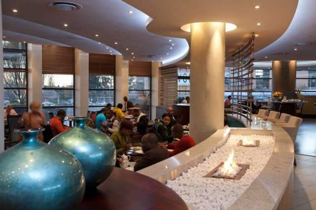 Restaurant at City Lodge Fourways