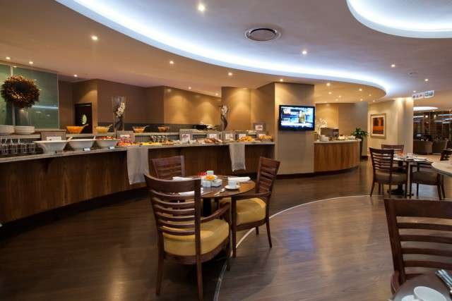 Dining at City Lodge Fourways