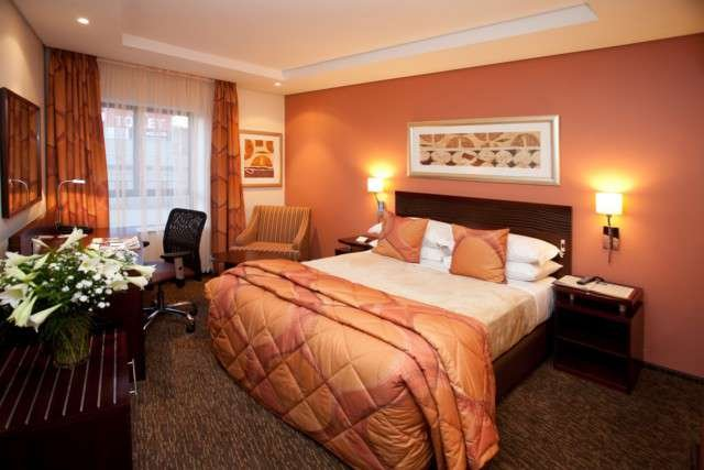 Rooms at City Lodge Hatfield Pretoria