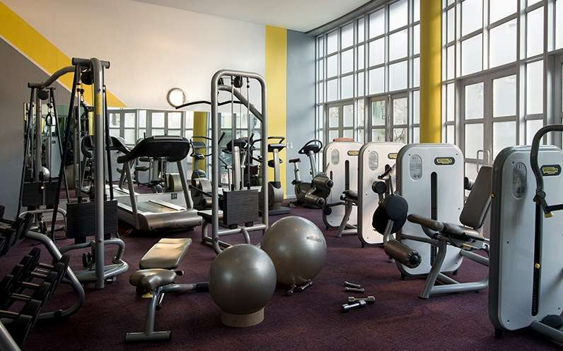 Commodore Hotel Gym