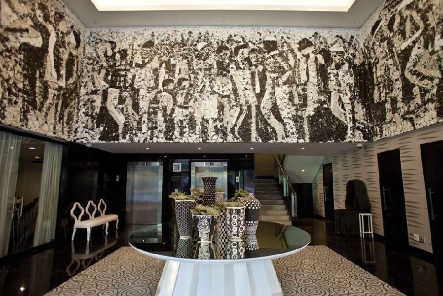 Rooms: DaVinci Hotel And Suites, Sandton, Johannesburg, South Africa