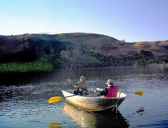 Fishing at Drakensberg Sun Hotel