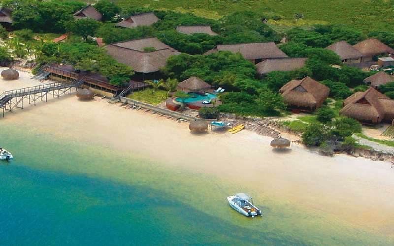 Dugong Beach Lodge, Mozambique