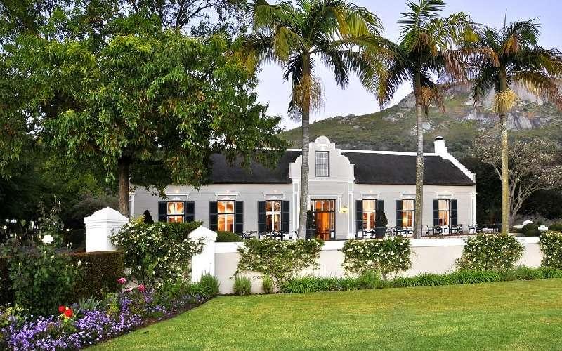 Grande Roche Hotel, Paarl / Cape Winelands