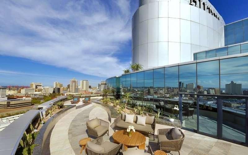 Hilton Durban Hotel South Africa