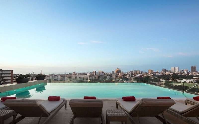 Hotel Alvalade, Luanda / Angola