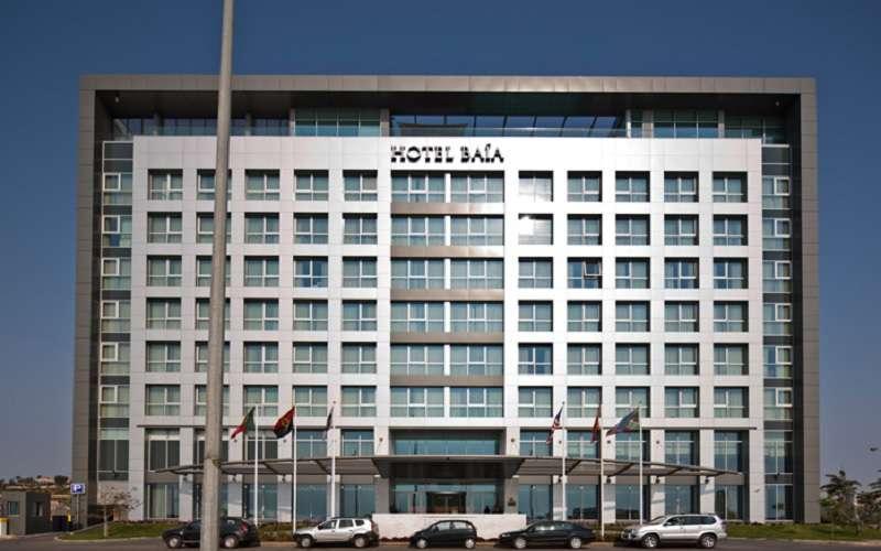 Hotel Baia in Luanda, Angola