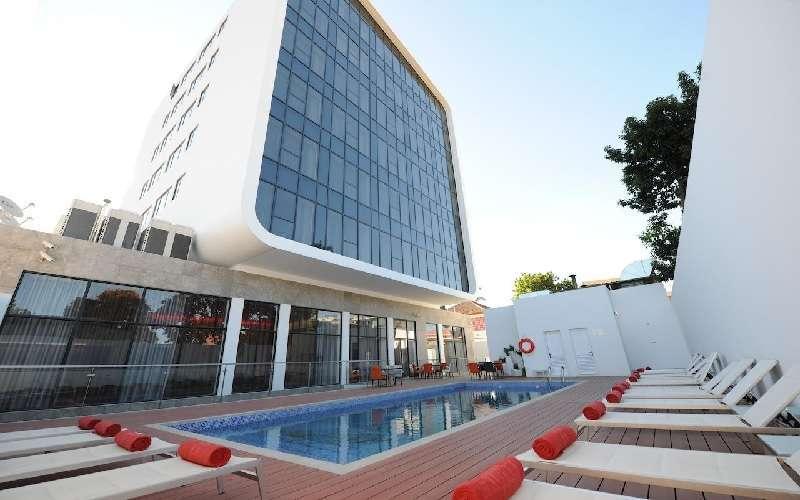 Hotel Ekuikui I in Huambo, Angola