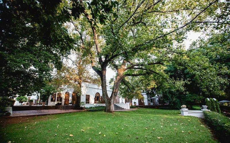 Kleinkaap boutique hotel centurion south africa for Kleine boutique hotels