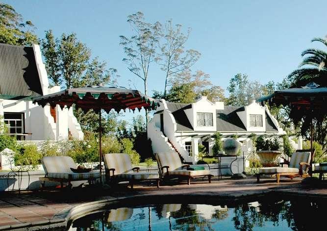 Kurland Hotel, Plettenberg Bay / Garden Route