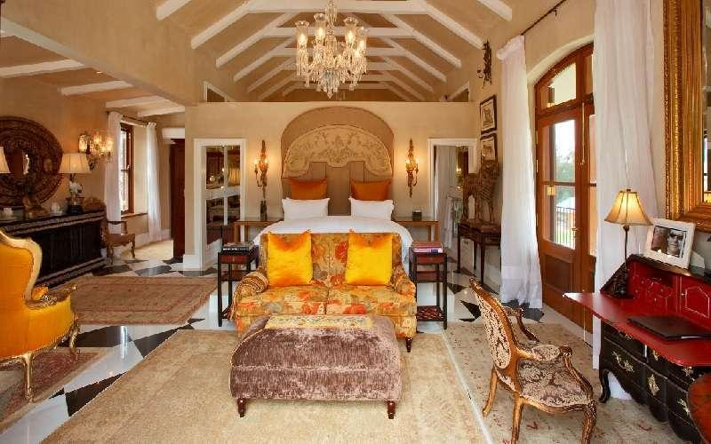 La Residence Hotel Franschhoek South Africa