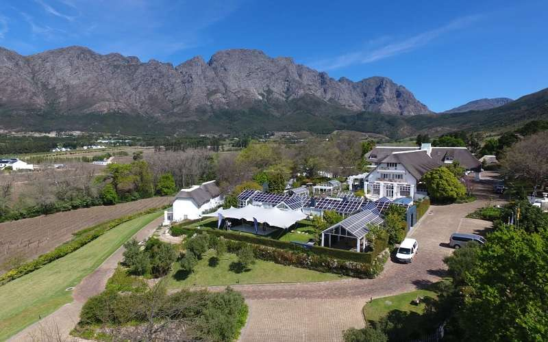 Three Cities Le Franschhoek Hotel & Spa, Cape Winelands