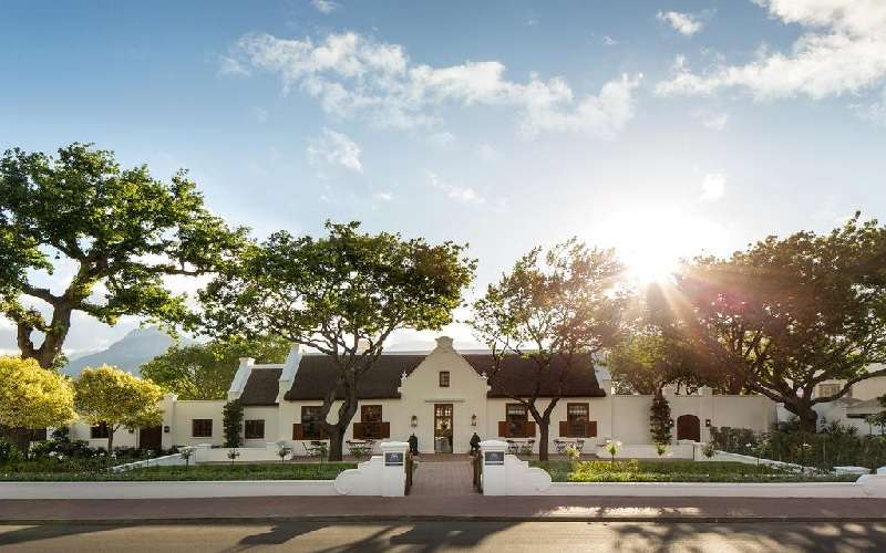Leeu House, Franschhoek / Cape Winelands