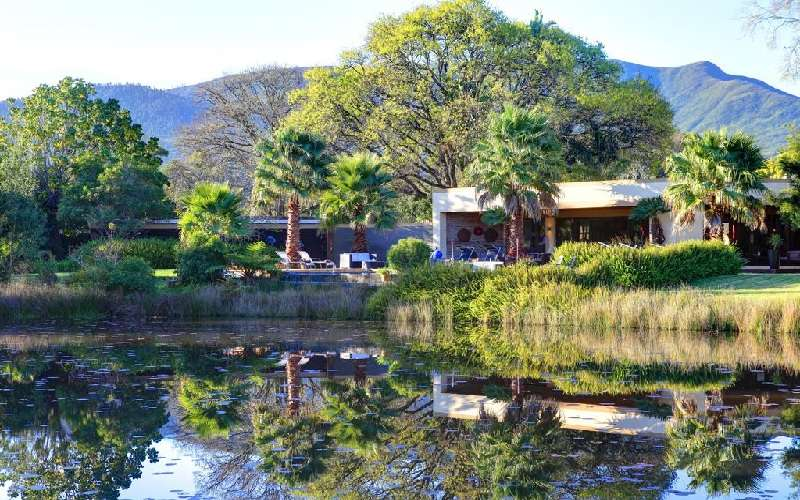 Lily Pond Country Lodge, Plettenberg Bay