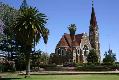 Windhoek & Surrounds