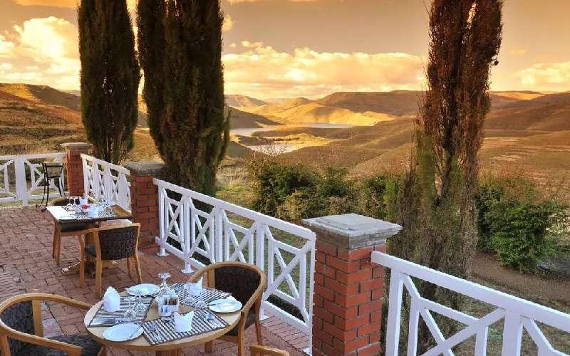 Mohale Lodge, Lesotho Highlands