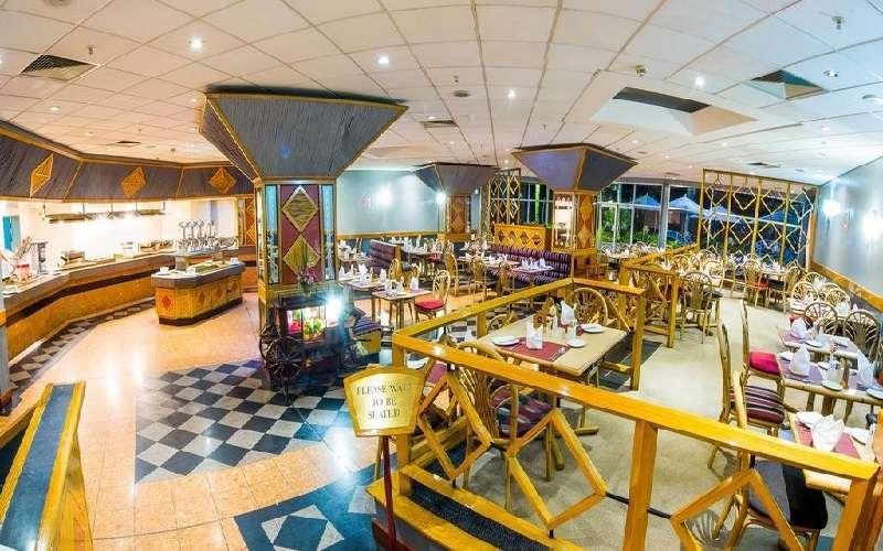Monomotapa Hotel Harare Zimbabwe