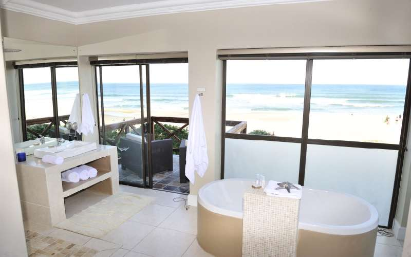 On The Beach Guesthouse Jeffreys Bay South Africa