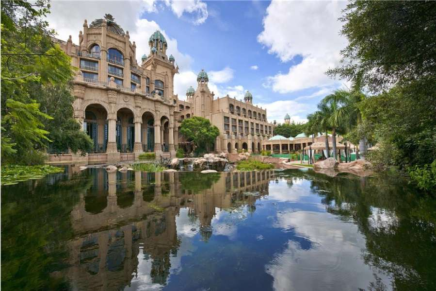 The Palace Of The Lost City Hotel Sun City Resort South