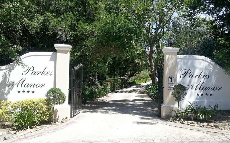 Parkes Manor Boutique Hotel, Knysna / Garden Route