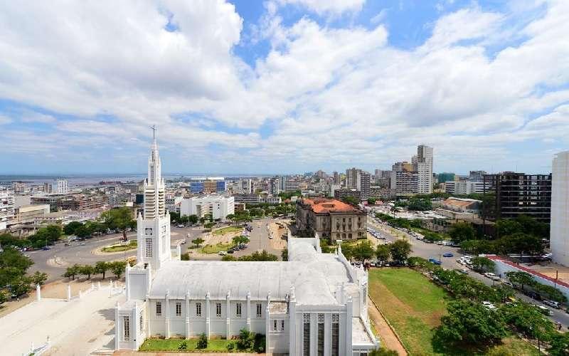 Pestana Rovuma Hotel in Maputo, Mozambique