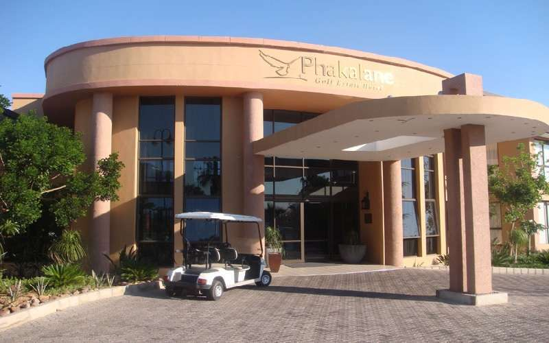 Rooms at Phakalane Golf Estate Hotel Resort