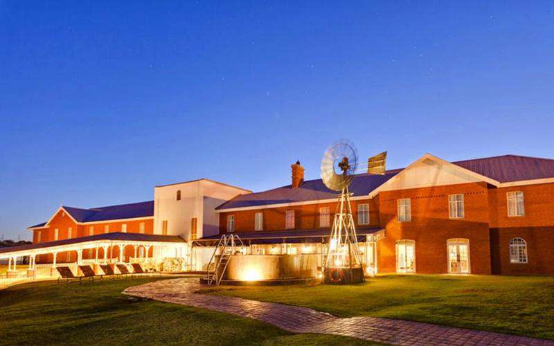 protea hotel by marriott kimberley  south africa