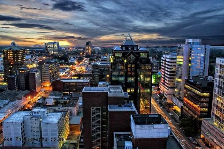 Radisson Blu Hotel Harare, Zimbabwe