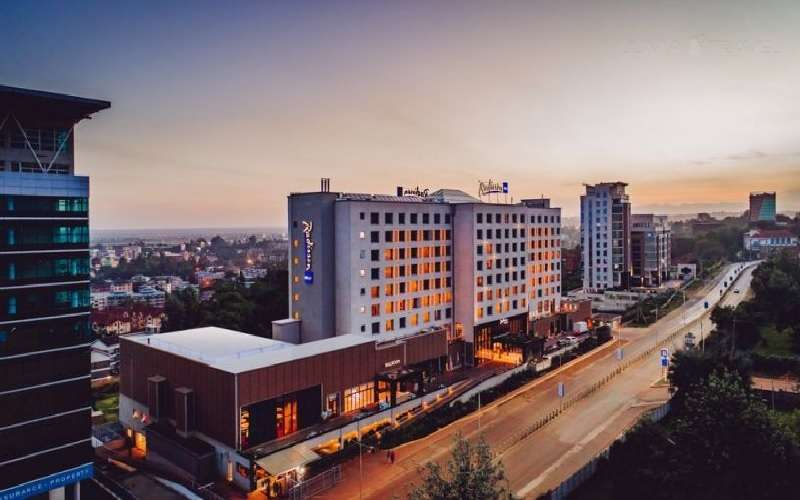 Radisson Blu Hotel, Nairobi Upper Hill
