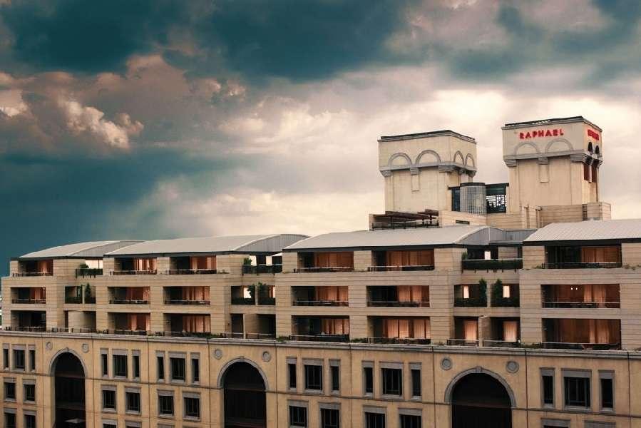 Raphael Penthouse Suites, Sandton in Johannesburg