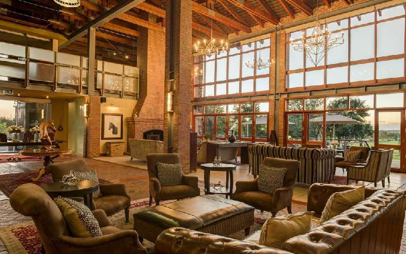 Riboville Boutique Hotel Waterfall City Johannesburg
