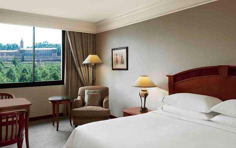 Sheraton Pretoria Hotel South Africa
