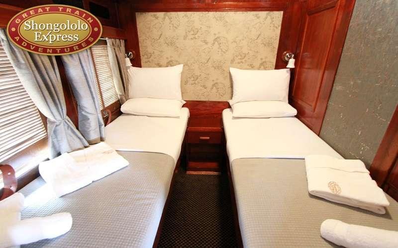 Shongololo Express Train Tours