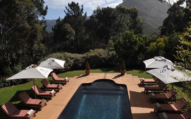 Silvermist Mountain Lodge & Wine Estate, Cape Town