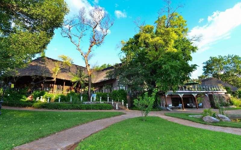 Stanley and Livingstone Safari Lodge, Victoria Falls / Zimbabwe