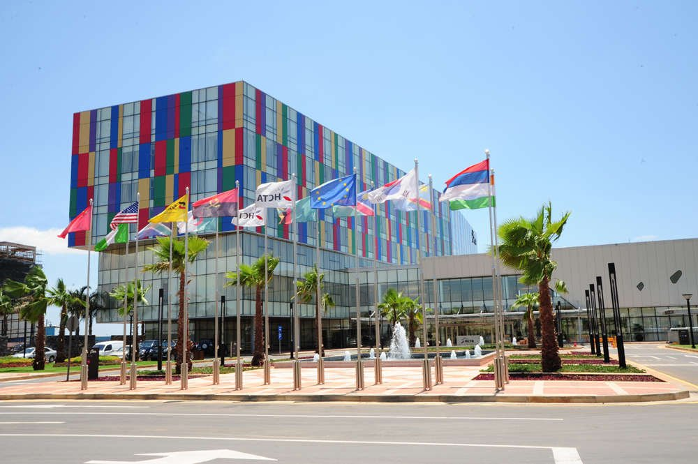 Talatona Convention Hotel, Angola