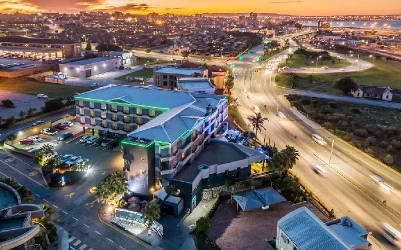 The Paxton Hotel in Port Elizabeth, Eastern Cape