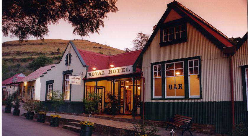The Royal Hotel Pilgrims Rest, Mpumalanga