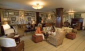 The Polo Bar at The Westcliff Hotel