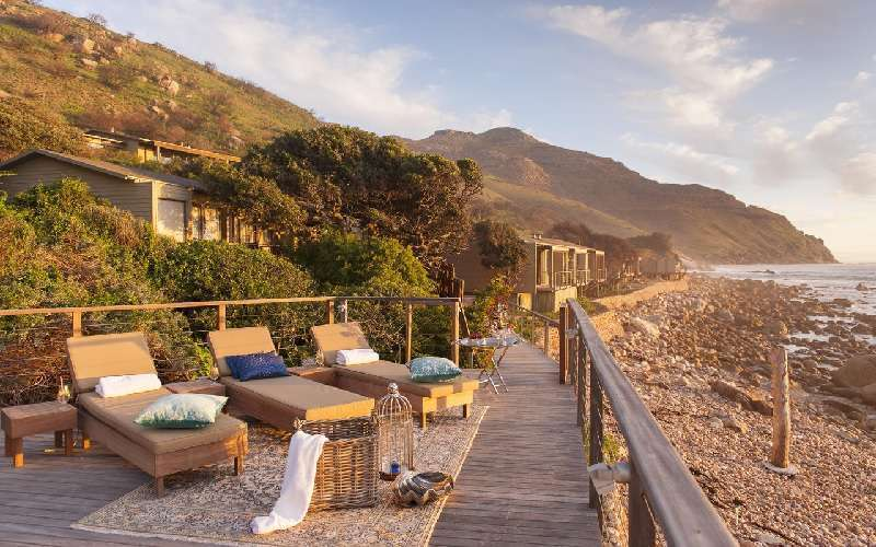 Tintswalo Atlantic Hotel, Hout Bay / Cape Town