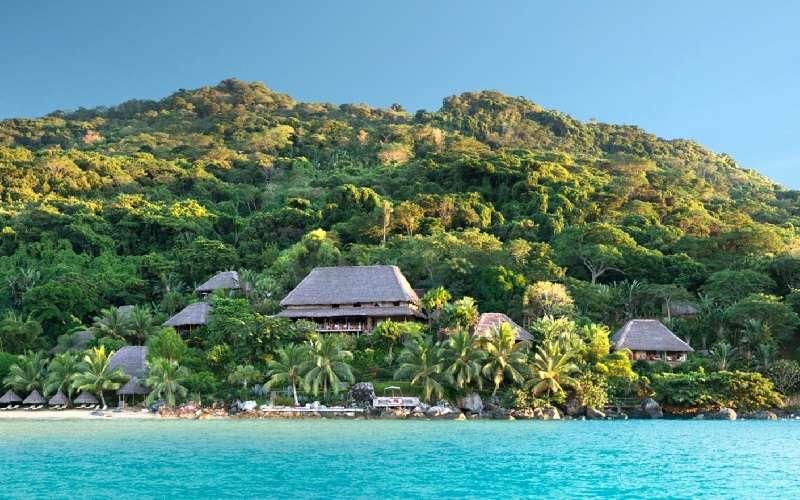 Tsara Komba Luxury Ecolodge Hotel, Nosy Be archipelago / Madagascar