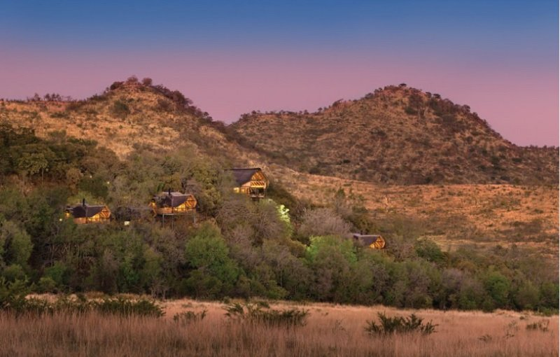Tshukudu Bush Lodge in Pilanesberg National Park South Africa